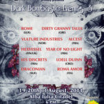 Voi decideti pretul biletelor la Dark Bombastic Evening 3