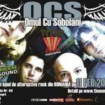 Concert Omul Cu Sobolani in club TMC Focsani