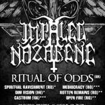 Detalii complete despre anularea turneului Impaled Nazarene