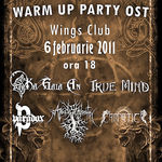 OST Warm Up Party in Wings Club din Bucuresti