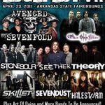 Avenged Sevenfold si Stone Sour sunt confirmati pentru Edgefest