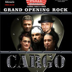 Concert Cargo in Music Hall Bucuresti