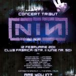 Ultima zi de concurs pentru bilete la tributul Nine Inch Nails