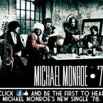 Michael Monroe dezvaluie coperta noului album solo