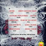 S-a stabilit pretul biletelor pentru Dark Bombastic Evening 3