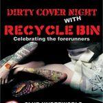 Concert Recycle Bin in club Underworld din Bucuresti