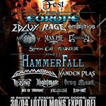 Edguy confirmati pentru Power Prog & Metal