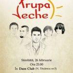 Concert Trupa Veche in Club Daos, Timisoara pe 26 Februarie