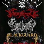 Ensiferum au fost intervievati in Mexic (video)
