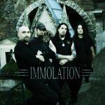 Immolation dau lectii de chitara online