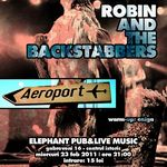 Concert Robin And The Backstabbers si Aeroport in Club
