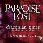 Paradise Lost lanseaza un mini-site pentru Draconian Times