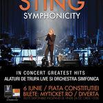 Concert Sting in iunie la Bucuresti