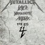 The Big Four anunta un concert in Italia