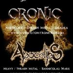 Concert Cronic si ApocalipS in Abyss Club Oradea