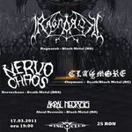 Concert Ragnarok si multi altii in Wings Club Bucuresti