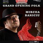 Mircea Baniciu a fost oaspete de seama la Music Hall