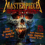Concert Masterpiece (Metallica tribute band) in Cluj-Napoca
