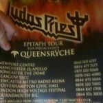 Judas Priest si Queensryche pornesc in turneu