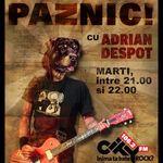 Adrian Despot are emisiune la City FM