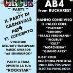 AB4  sustin doua concerte in Italia