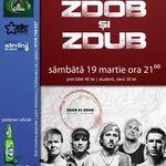 Concert Zdob si Zdub in club Zodiar din Galati