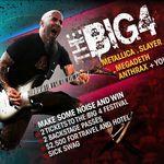 Ultimate Bet poker ofera bilete la concertul Big 4 din Statele Unite!