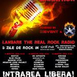 3 zile de concerte rock pentru Rockzone in Grill Pub