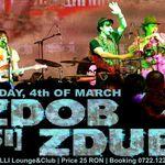 Concert Zdob si Zdub in FRATELLI Lounge & Club Timisoara