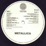 Filmari rare de la mixarea albumului The Black (Metallica)