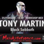 Tony Martin: Nu sunt interesat de o reuniune Black Sabbath