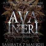 Concert exclusiv Ava Inferi la Bucuresti