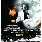 Tribut Mike Patton joi seara in Club Control