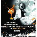 Tribut Mike Patton joi seara in Club Control