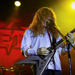 Dave Mustaine are probleme de sanatate