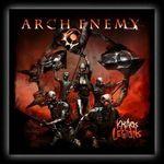 Poza de la concertul Arch Enemy din Germania