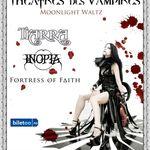 Filmari cu Theatres Des Vampires la Bucuresti