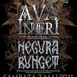 Negura Bunget lanseaza noul disc  in concert alaturi de Ava Inferi