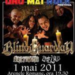 Reduceri la biletele pentru concertul Blind Guardian la Bucuresti