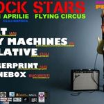Concert Relative, Toy Machines si altii in Flying Circus din Cluj