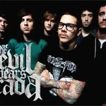 Filmari din studio cu The Devil Wears Prada