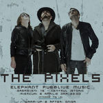 Concert The Pixels in Elephant Pub Bucuresti
