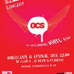 Concert Omul Cu Sobolani si White Ash in Club A Bucuresti