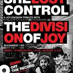 Concert tribut Joy Division cu The Division Of Joy la Cluj