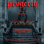 Concert Progeria si Eternal Fire in club Fire Bucuresti