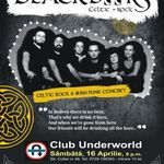 Concert Blackbeers in club Underworld din Bucuresti