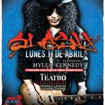Slash a cantat alaturi de Lemmy in Argentina (video)
