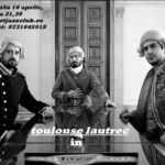 Concert Toulouse Lautrec in Art Jazz Club Bucuresti