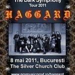Au mai ramas doar 100 de bilete pentru concertul Haggard la Bucuresti