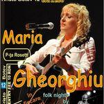 Concert Maria Gheorghiu in Sinner's Club Bucuresti
